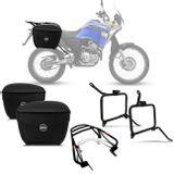 Bauleto-Moto-Yamaha-XTZ-Tenere-250-11-a-15-Givi-21-Litros-Par---Suporte-Lateral-Connect-Parts--1-