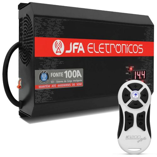 Kit-Jfa-fonte-automotiva-100a-1500W---controle-longa-distancia-1200k-Preto-connect-parts--1-