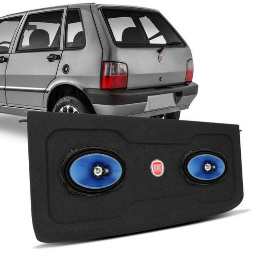 Alto-Falante-Foxer-6x9-120W-RMS-4-Ohms-Triaxial---Tampao-Porta-Malas-Uno-1985-a-2013-Fiat-Connect-Parts--1-