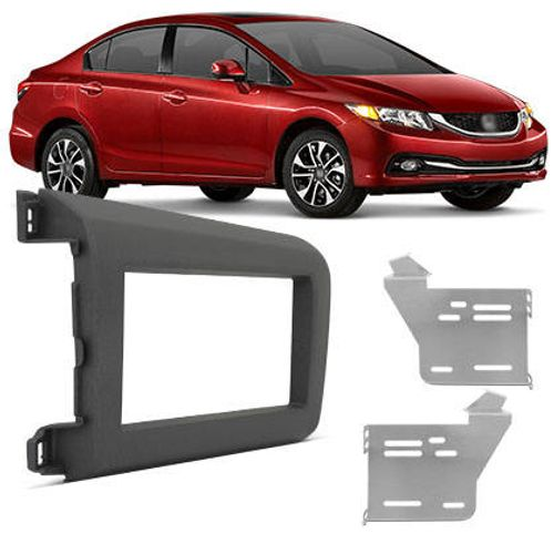 Moldura-2-Din-Honda-Civic-2012-a-2014-Grafite-connectparts--1-
