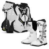 Bota-Motocross-Pro-Tork-Combat-III-Enduro-Trilha-Par-Branca---Colete-Protecao-788-Branco-Connect-Parts--1-
