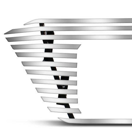 Sobre-Grade-Inferior-Para-choque-Filete-Horizontal-Honda-HRV-15-16-17-Cromado-Flat-connect-parts--4-