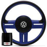 Volante-Esportivo-Rallye-Preto-e-Azul-Acionador-Buzina---Cubo-3229-G5-G6-Connect-Parts--1-
