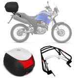 Bau-Bauleto-Moto-Yamaha-XTZ-Tenere-250-11-a-14-Givi-Monolock-29-Litros-Preta-Branca---Bagageiro-Connect-Parts--1-