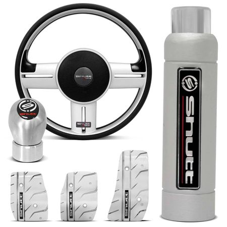 Kit-Silver-Shutt-volante-rallye-super-surf--pedaleira---Manopla-Cambio-Orbitt---freio-de-mao-Connect-Parts--1-