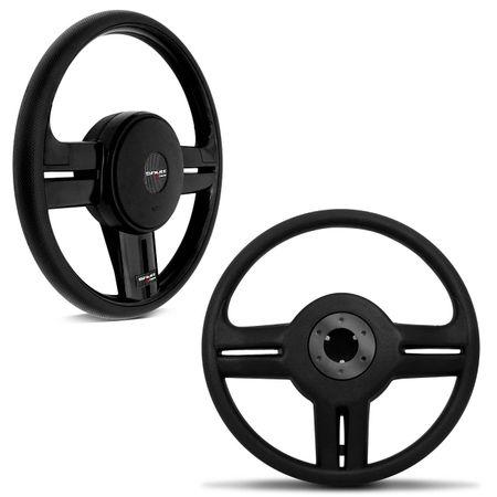 Kit-Black-Shutt-volante-rallye---pedaleira-PXR-B-Universal---Manopla-Cambio-Orbitt---freio-de-mao-connect-parts--2-