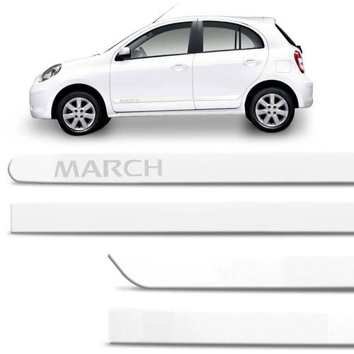 Jogo-Friso-Lateral-Nissan-March-2012-a-2018-4-Portas-Branco-Aspen-Facil-Instalacao-Dupla-Face-connectparts--1-