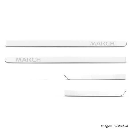 Jogo-Friso-Lateral-Nissan-March-2012-a-2018-4-Portas-Branco-Aspen-Facil-Instalacao-Dupla-Face-connectparts--2-