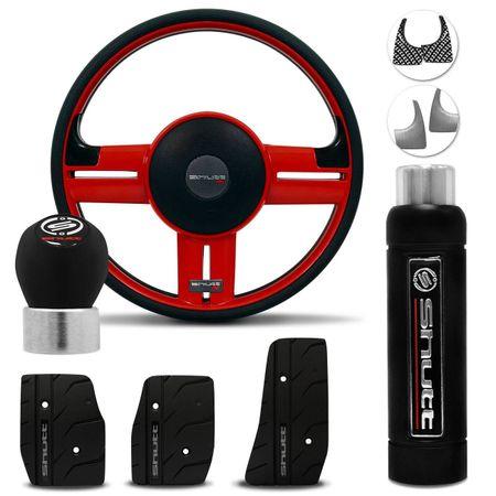 Kit-Silver-Shutt-volante-rallye-super-surf-pedaleira-Manopla-Cambio-Orbitt-freio-de-mao-connect-parts--1-