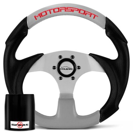 kit-Volante-Esportivo-Cougar-Motorsport-PretoPrata---cubo-3201-Connect-Parts--1-