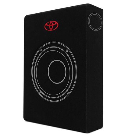 Caixa-Slim-8-Polegadas-Toyota-R-Acoustic-Dutada-Carpete-Preto-connectparts--1-