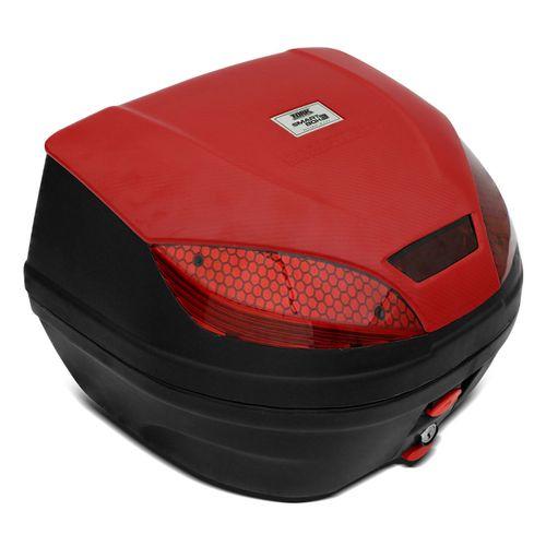 Bauleto-Moto-Pro-Tork-Smart-Box3-30-Litros-Universal-Bagageiro-Preto-Vermelho-com-Chave-connectparts--1-