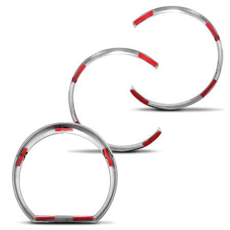 Jogo-e-Apliques-Cromados-Aro-Relogio-Painel-Toyota-Hilux-05-a-11-Plastico-ABS-3-Pecas-Dupla-Face-connectparts--3-