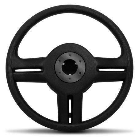 Volante-Shutt-Rallye-Grafite-Extreme-Aplique-Preto-e-Prata-Escovado---Cubo-Jeep-Willys-57-a-83-connect-parts--1-