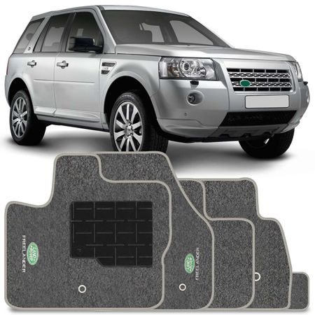 Jogo-De-Tapete-Carpete-Land-Rover-Freelander-10-A-14-Grafite-connectparts--1-
