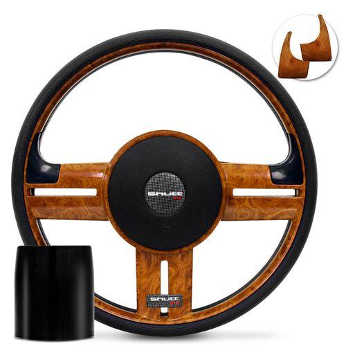 Volante-Shutt-Rallye-Madeira-GTR-Aplique-Preto-Madeira---Cubo-Chevette-Chevy-Marajo-Connect-Parts--1-