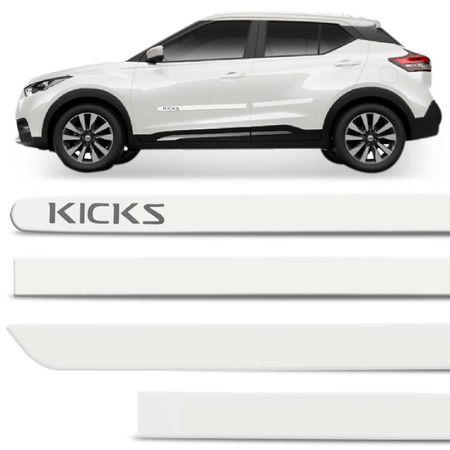 Jogo-de-Friso-Lateral-Nissan-Kicks-2017-e-2018-4-Portas-Tipo-Borrachao-Branco-Diamond-com-Grafia-connectparts--1-