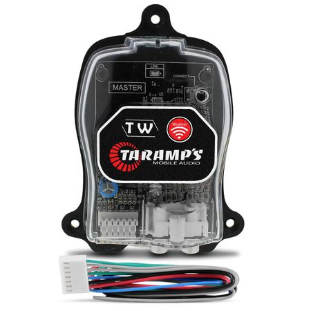 Transmissor-Sinal-Wireless-Taramps-TWMaster-Som-4-Receptores-Taramps-Sinal-Wireless-connect-parts--3-
