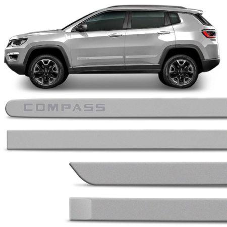 Jogo-de-Friso-Lateral-Jeep-Compass-2017-e-2018-4-Portas-Tipo-Borrachao-Prata-Melfi-com-Grafia-connectparts--1-
