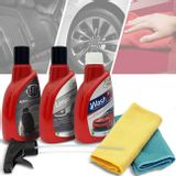Kit-Limpeza-Washtec-Detergente-Automotivo-sem-Enxague-Renovador-de-Couro-Limpa-Pneu-2-Flanelas-connectparts--1-