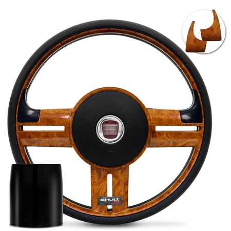 Volante-Shutt-Rallye-Madeira-GTR-Aplique-Preto-Madeira---Cubo-Opala-Caravan-Connect-Parts--1-