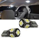 Par-Lampada-LED-T10-6000K-400LM-Canbus-5-LEDs-Branco-Placa-Teto-Porta-Malas-Porta-Luvas-Lanterna-connectparts--1-