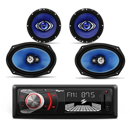 MP3-Player-Aquarius-Quatro-Rodas-3-Polegadas-USB-SD-AUX----kit-facil-230w-rms-Connect-Parts--1-