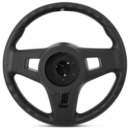 Volante-Jetta-Alemao-Vermelho-Logo-Mustang---CUBO-3310-Connect-Parts--1-