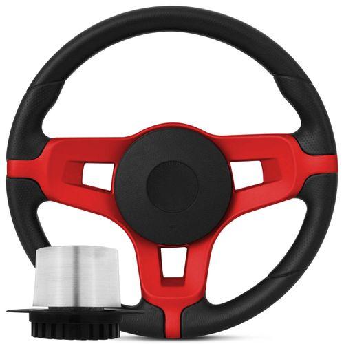 Volante-Jetta-Alemao-Logo-Mustang-Vermelho---CUBO-3307-Connect-Parts--1-