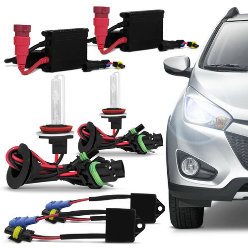 Kit-Xenon-Completo-H9-6000K-Tonalidade-Branca---Canceller-16V--1-