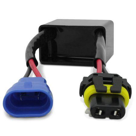 Kit-Xenon-Completo-H1-8000K-Tonalidade-Azulada---Canceller-12V-connect-parts--1-
