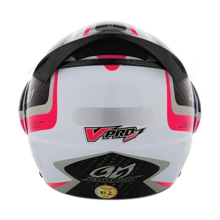 Capacete-Moto-Escamoteavel-Pro-Tork-V-Pro-Jet-2-Carbon-Branco-Rosa-Connect-Parts--1-