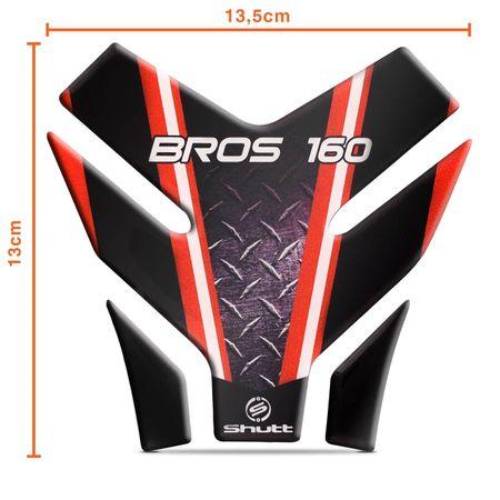 Tank-Pad-Shutt-Honda-Bros-160-Vermelho-E-Carbono-connectparts--1-