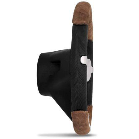 Volante-Mustang-Jetta-Alemao-Couro-Suede-Whisky-Superior-E-Inferior-Aplique-Aco-Escovado-Emblema-Gtr-connectparts--3-