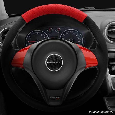 Volante-Novo-Palio-Couro-Perfurado-Vermelho-Aplique-Central-Grafite-Aplique-Lateral-Vermelho-Carbono-connectparts--1-