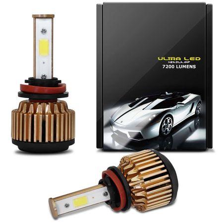 Kit-Lampada-H8-7200lm-Ultra-Led-Headlight-12v-Efeito-Xenon-connectparts--1-