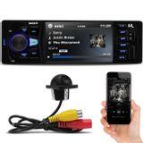 MP3--Player-Multilaser-P3325-Rock-4-Bluetooth-4-Polegadas-USB-SD-FM-AUX---Camera-Re-Connect-Parts--1-