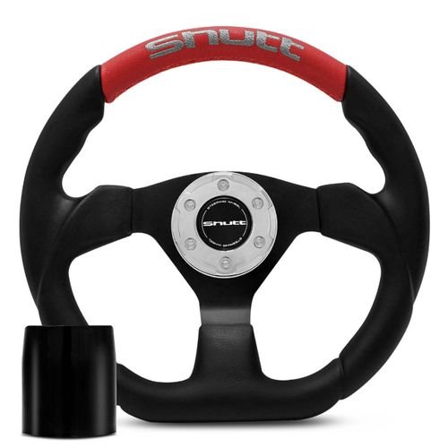 Volante-Esportivo-Shutt-SRRB-Preto-e-Vermelho-com-Acionador-de-Buzina---Cubo-Fiat-147-1978-a-1987-Connect-Parts--1-