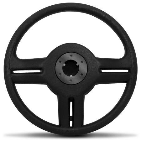 Volante-Shutt-Rallye-Black-Piano-Xtreme-Aplique-Preto-e-Carbono---Cubo-Corcel-Belina-II-Del-Rey-connect-parts--1-