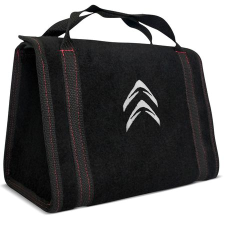 Bolsa-Organizadora-Porta-Malas-Universal-Multiuso-Carpete-Preto-Logo-Citroen-Bordado-Impermeavel-connectparts--1-