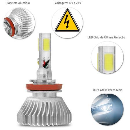 Kit-Lampada-Super-LED-3D-Headlight-H11-6000K-4400LM-Efeito-Xenon-Fonte-Embutida-12V-e-24V-connectparts--3-