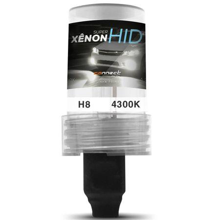 Lampada-Xenon-Reposicao-H8-4300K-Tonalidade-Branca-connectparts--1-