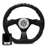 Volante-Esportivo-Shutt-SRB-Preto-com-Acionador-Buzina---Cubo-Chevette-Chevy-connect-parts--1-