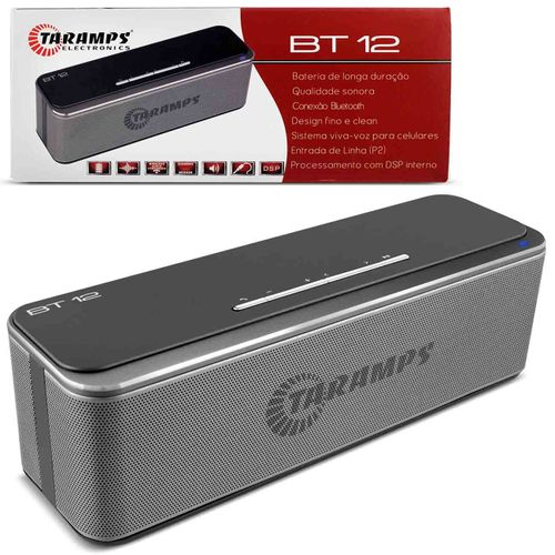 Caixa-De-Som-Portatil-Taramps-Bt-12-2X8W-Rms-Bluetooth-Auxiliar-P2-connectparts--1-