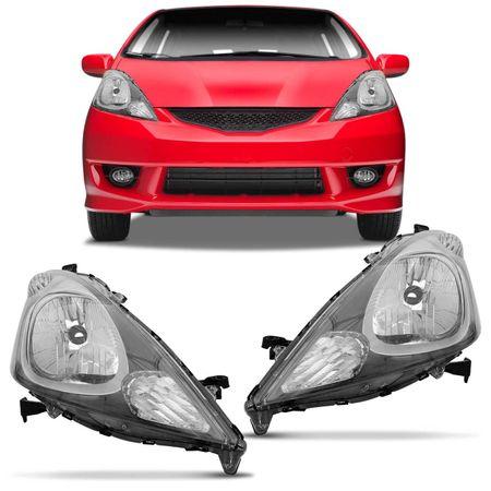 Farol-Honda-Fit-2009-2010-2011-Foco-Simples-connectparts--1-