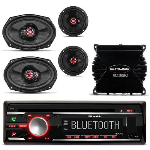 CD-Player-Shutt-Texas-1-Din---Kit-Facil-Foxer---Modulo-Amplificador-Shutt-SH400--1-