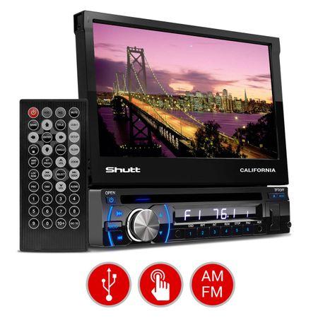 DVD-Player-Shutt-California-7-Pol---Kit-Facil-Hurricane---Modulo-Amplificador-Shutt-SH400--1-