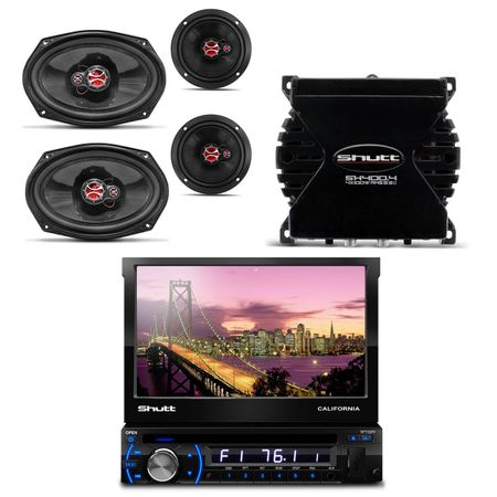 DVD-Player-Shutt-California-7-Pol---Kit-Facil-Foxer---Modulo-Amplificador-Shutt-SH400--1-