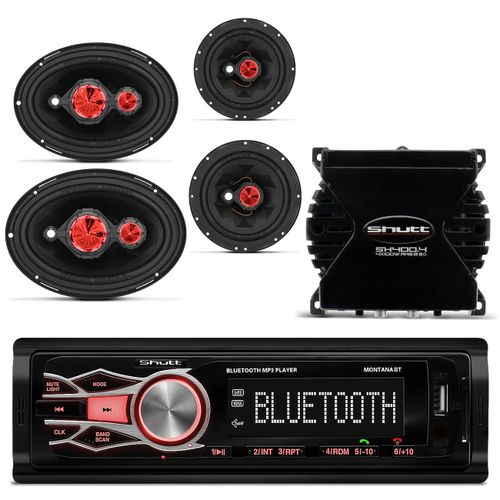 MP3-Player-Automotivo-Shutt-Montana-BT---Kit-Facil-Bomber---Modulo-Amplificador-Shutt-SH400--1-