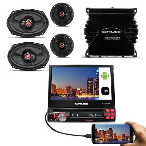 DVD-Player-Shutt-Detroit-7-Pol---Kit-Facil-Foxer---Modulo-Amplificador-Shutt-SH400--1-